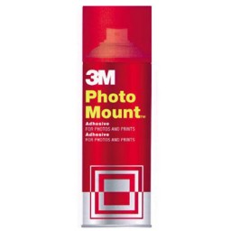 Adhesivo spray Photo Mount Scotch 400 ml. P-MOUNT
